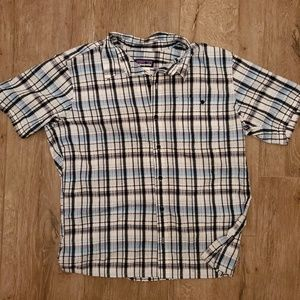 Patagonia Button up/down short leave shirt